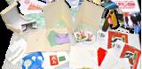 ポケットフォルダ・ 各種パッケージ・包装紙