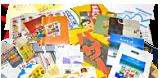 各種カード・名刺・各種販促ツール